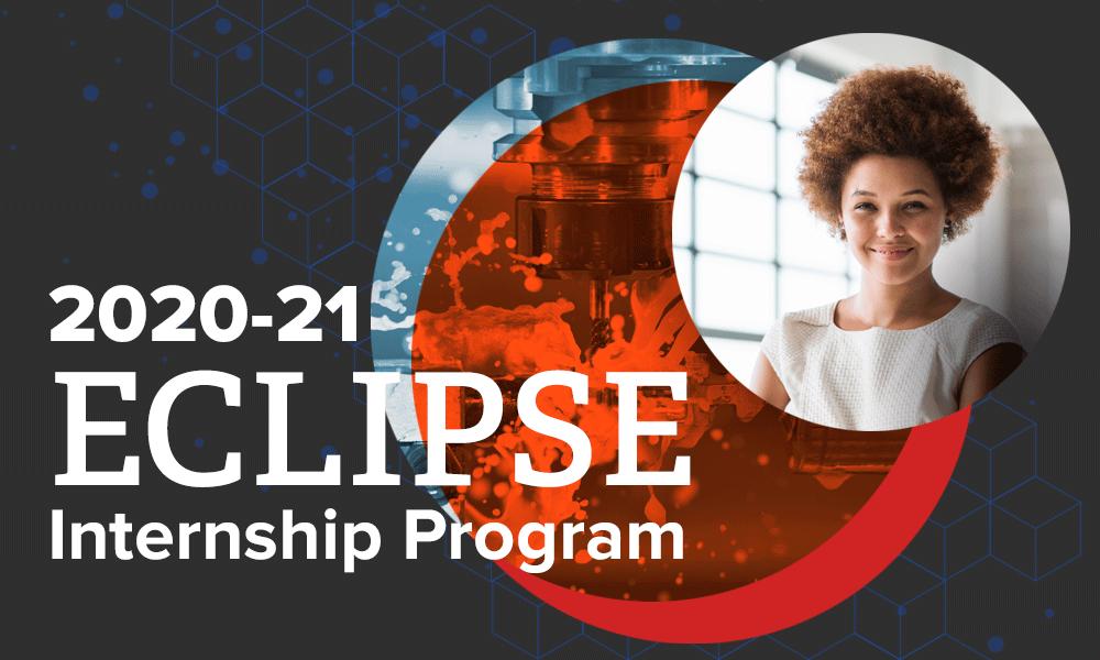 ECLIPSE Internship Program eBlast header