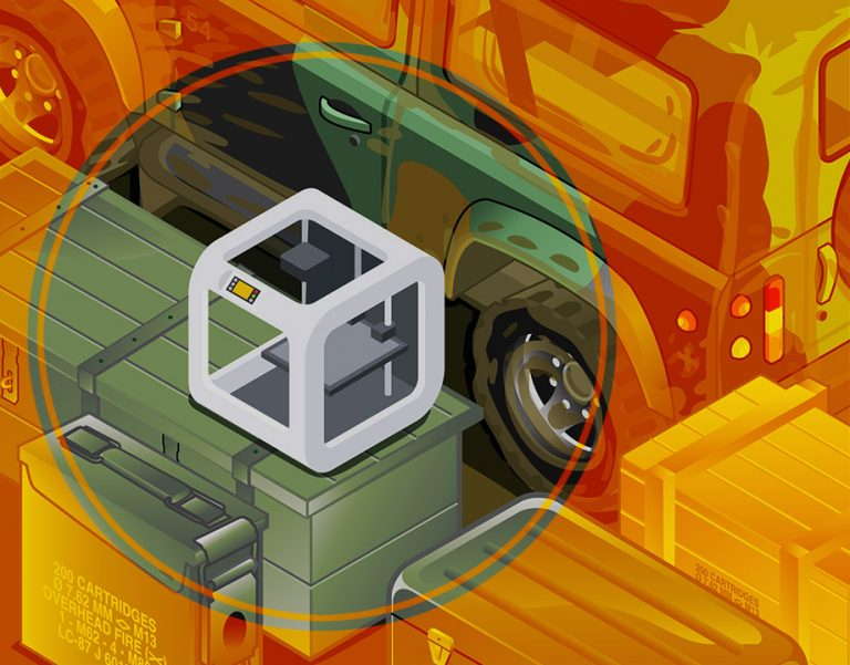 3D Printers Deployed in Defense article