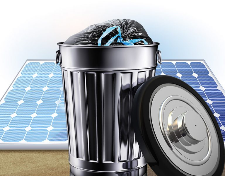 Food Waste for Solar Storage article
