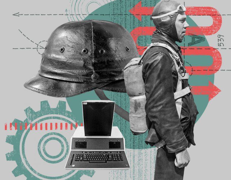 Six Famous Inventors article