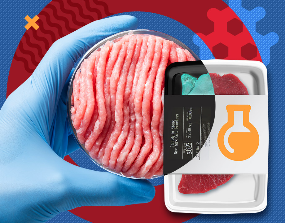 Lab Grown Meat A Big Step Forward article