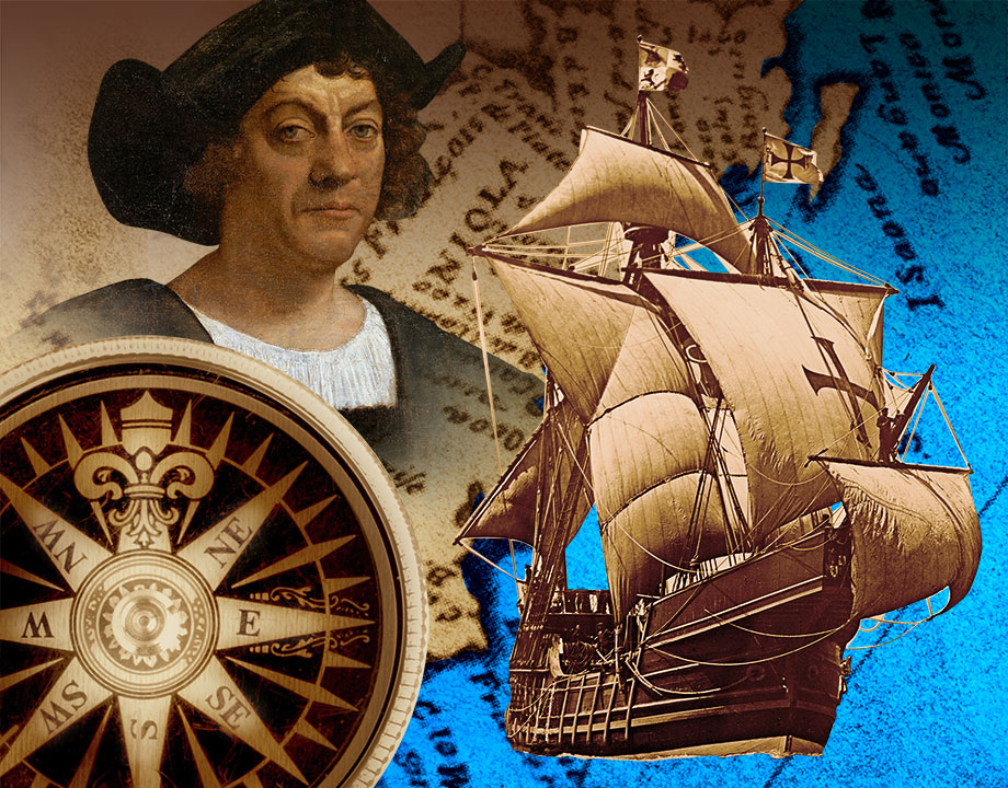 Christopher Columbus article
