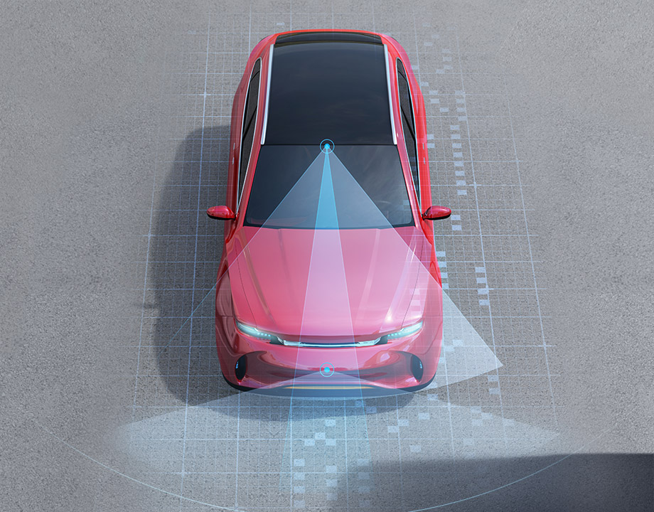 New Method of Seeing Around Corners Makes Autonomous Cars Safer article
