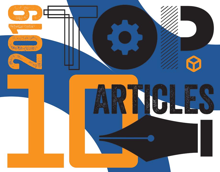 2019 Top 10 Articles