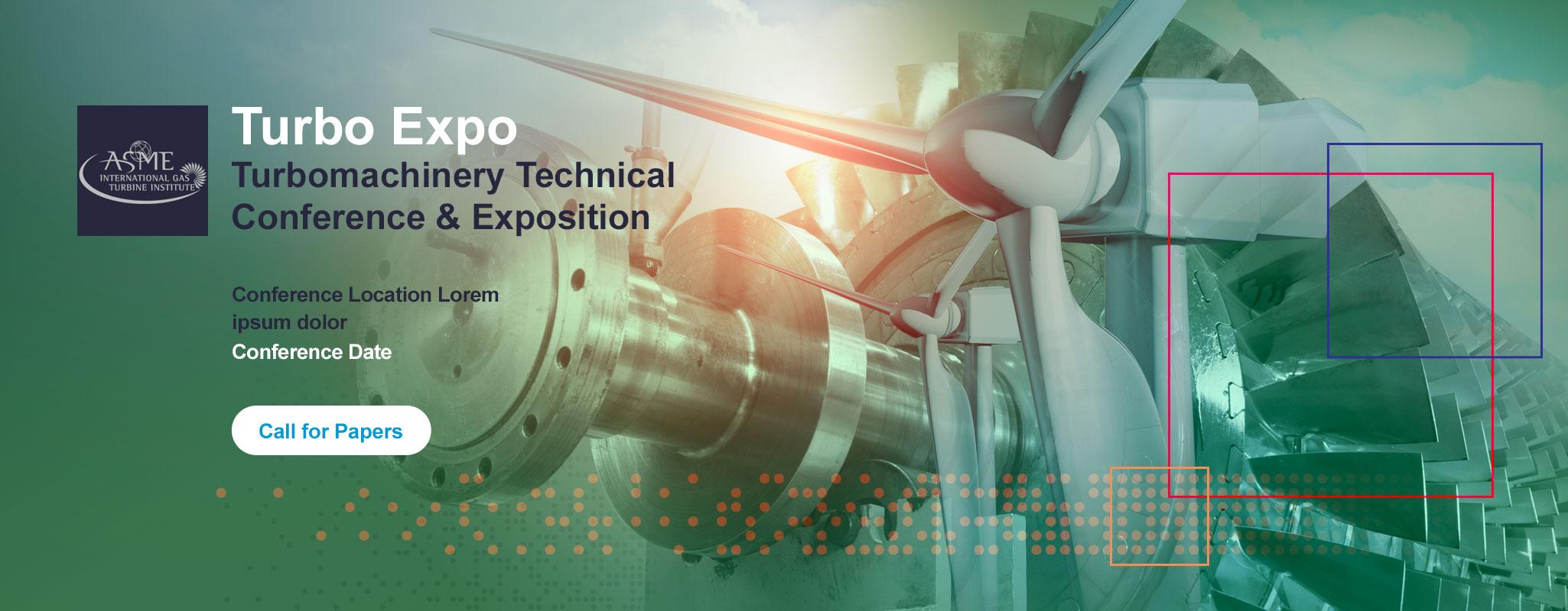 TurboExpo 2020 Conference landing page hero