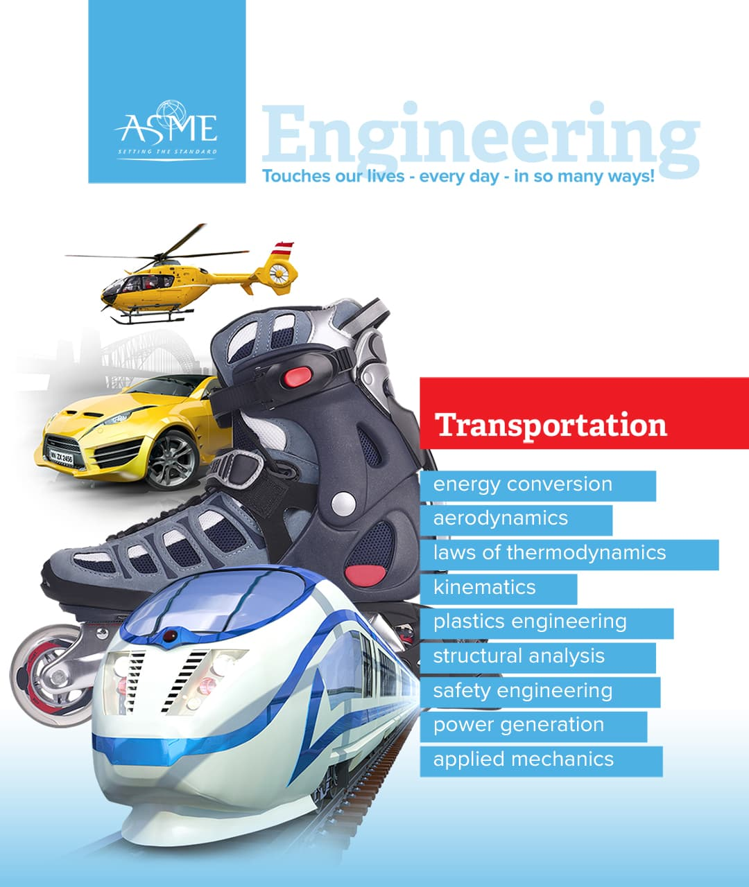 Poster. Engineering: Transportation