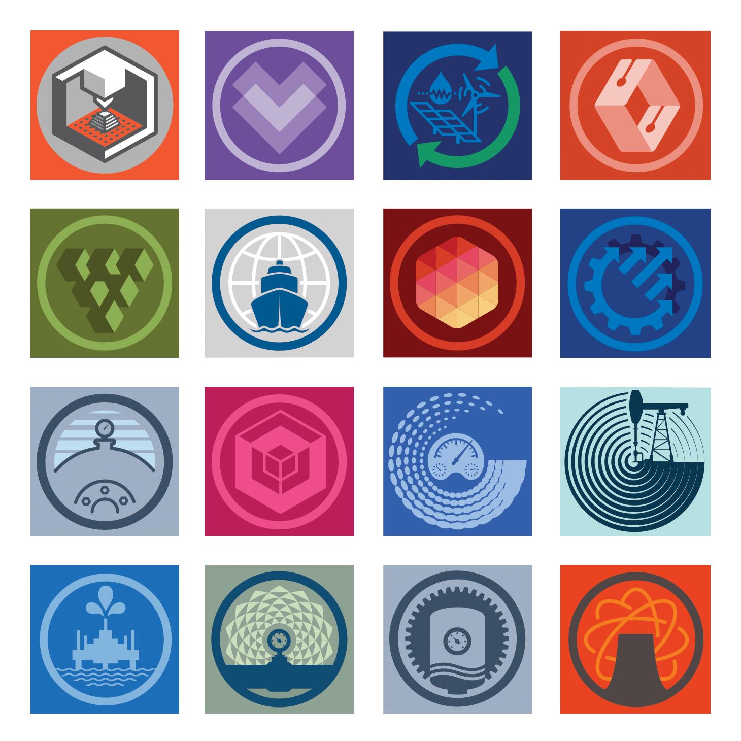 ASME Conference logos